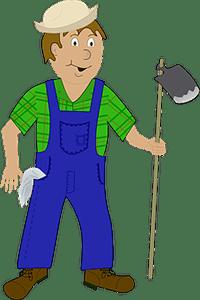Agricultor en kaqchikel