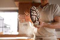 panadero en kiche