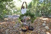 sacerdote maya en kiche