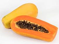 papaya en idioma mam
