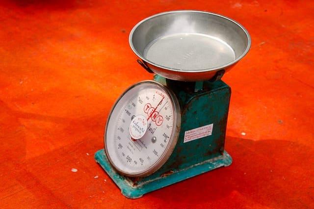Medidas de peso en qeqchi y español